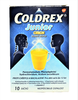 Coldrex Junior Citron por.plv.sol.10 sáčků