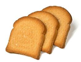 Chleby, křehké chleby a pochoutky