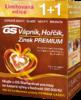 GS Vápník Hořčík Zinek Premium tbl.100+100 d.2017