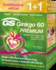 GS Ginkgo 60 Premium tbl.60+60 dárek 2017
