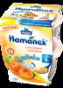 Hamánek Svačinka s meruňkami a tvarohem 2x130g