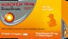 Nurofen pro děti čípky 125mg rct.supp.10x125mg
