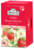 AHMAD Wild Strawberries Tea 20n.s. ALU