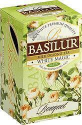 Basilur Bouq. WHITE MAGIC green 20x1,5g 7632