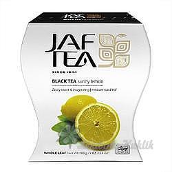 JAFTEA Black Sunny Lemon papír 100g 2619