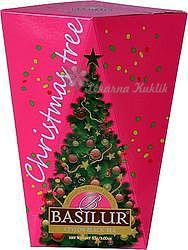BASILUR Christmas Tree Colour Purple papír 85g 4177