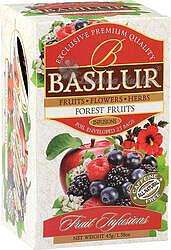 BASILUR Fruit Forest Fruit přebal 20x1,8g 4441