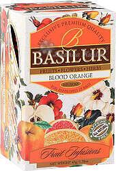 BASILUR Fruit Blood Orange přebal 20x1,8g 4446