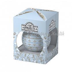 Ahmad Tea Vánoční ozdoba Silver Earl Grey 30 g