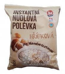 Polévka nudl. hříbková 67g IN TASTE