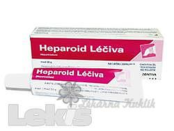Heparoid Léčiva drm.crm.1x30g