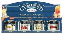 Džem ovocný mix 4x28g DALFOUR
