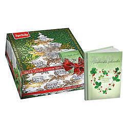 Apotheke kolekce prémiov.čajů vánoční+herbář 90x2g - 1