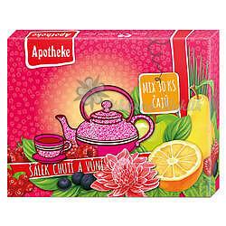 Apotheke Kolekce čajů Šálek chutí a vůní 30x2g - 1