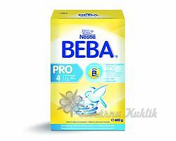 NESTLÉ Beba OPTIPRO 4 600g