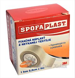 3M Spofaplast Náplast fix.netk.text.732 5mx25mm