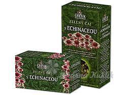 Grešík Zelený čaj s echinaceou 20 n.s.