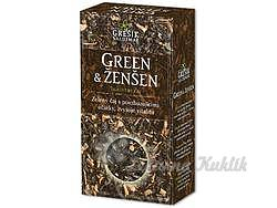 Grešík Zelený čaj Green & Ženšen 70g