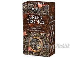 Grešík Zelený čaj Green Tropics 70g