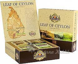 BASILUR/ Leaf of Ceylon Assorted přebal 40 sáčků 4909