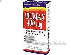 IBUMAX 400 MG portblflm30x400mg