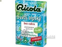 RICOLA Svěží alpský 40g bez cukru