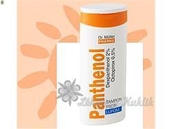 Panthenol šampon proti lupům 250ml (Dr.Müller)