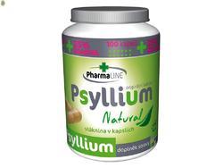 Psyllium Natural cps.125
