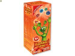 Walmark Marťánci Sirup pomeranč 150ml
