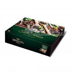 Ahmad Tea Dřevěná kazeta 15 x 10 x 2 g - 1