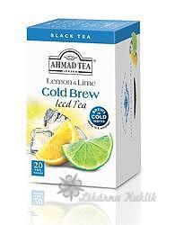 Ahmad Tea Cold Brew Lemon & Lime 20n.s. - 1