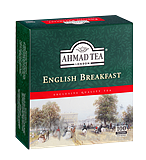 Ahmad Tea London English Breakfast 100 x 2 g