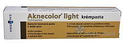 Aknecolor Light Krémpasta drm.pst.1x30g 1%