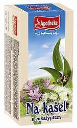 Apotheke Na kašel s eukalyptem 20x1.5g