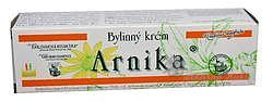 Arnika bylinný masážní krém 50g Vřídlo