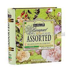 Basilur Book variace Bouquet 32x1,5g 7771 - 1