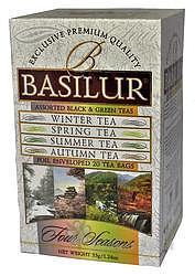 Basilur FourSeasons variace 20 n.s. 7411