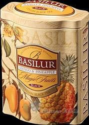 Basilur black mango, pineapple 100g 7559