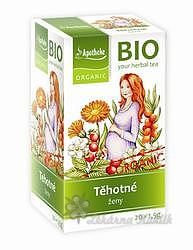 Apotheke BIO Těhotné ženy čaj 20 x 1.5g