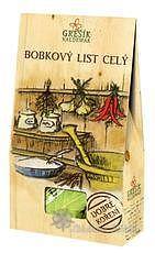 Grešík Bobkový list celý 10 g Dobré koření