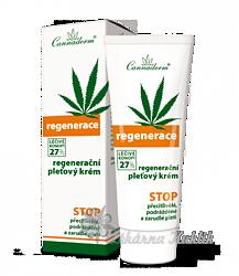 Cannaderm Regenerace regenerační krém 75ml