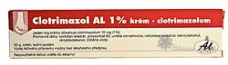 CLOTRIMAZOL AL 1% crm 1x50gm 1%