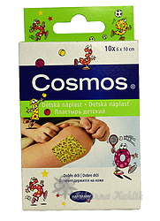COSMOS náplast Dětská 10x6cmx10cm (Kids)