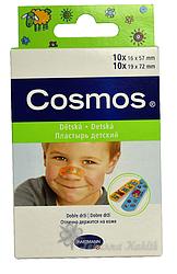 COSMOS náplast dětská strip 20KS