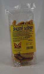 Sušenky špaldové s javorovým sir. 150g NATURAL