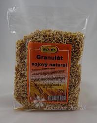 Sojový granulát natural 100g