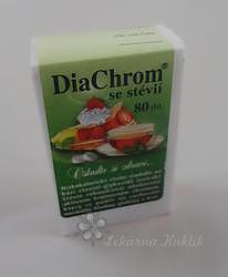 DiaChrom se stévií tbl.80