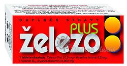 ŽELEZO Plus tbl.60