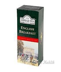 Ahmad English Breakfast 25 n.s.