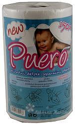 Dětská plenka separační přírodní PUERO 150ks